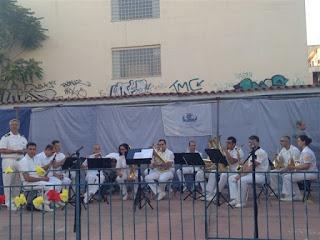 Η μπάντα του λιμενικού