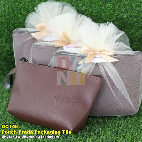 Pouch Prada Packaging Tile