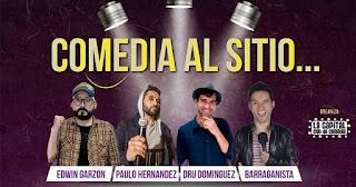 COMEDIA AL SITIO 2018 Poster 1