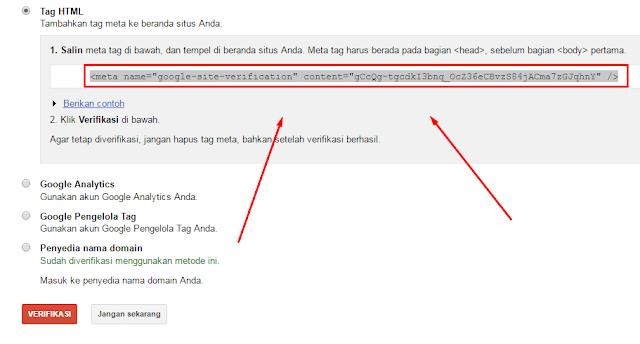 cara mendaftar google adsense di iphone