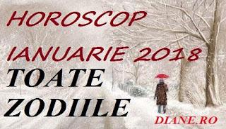 Horoscop ianuarie 2019: Toate zodiile diane.ro