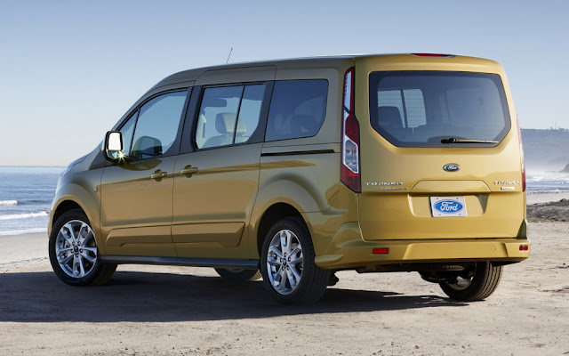 New 2014 Ford Transit Connect Wagon