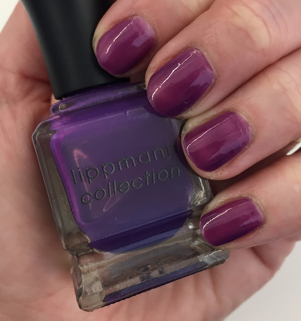 Deborah Lippmann, Deborah Lippmann Call Me Irresponsible, nails, nail polish, nail lacquer, nail varnish, manicure, #ManiMonday