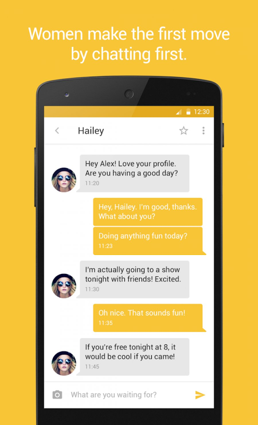 Bumble Apk For Android (Meet, Date & Network) - Approm org Best site