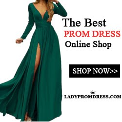 Ladypromdress Maxi Trendy Short Promdress 2019