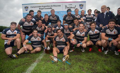 Buenos Aires Campeón Argentino de Rugby