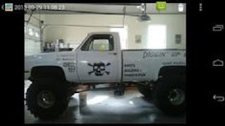 Chevrolet Mud Bog Truck For Sale