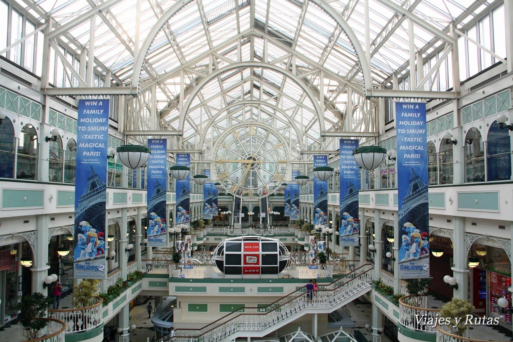 St. Stephen's Green Shopping Centre, Dublin