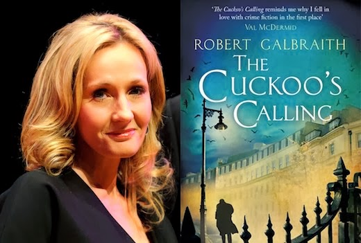 Robert Galbraith aka JK Rowling's The Cuckoo's Calling will be a seven book series.