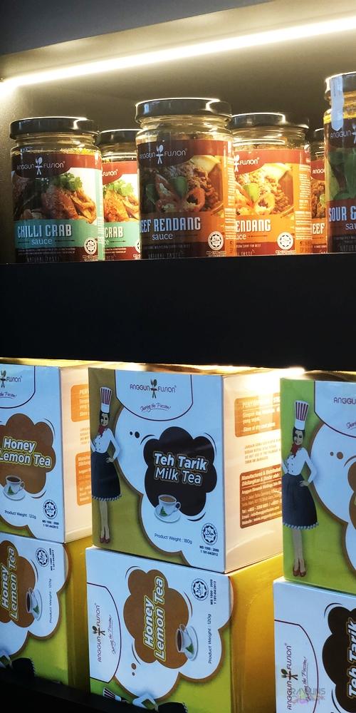 Rawlins Eats, Food Review by Rawlins, Anggun Chef, Anggun Fusion, MITEC, Fusion Food, Local Food with Fusion Twist, Grab Food, Yummy Food in Kuala Lumpur, Rawlins GLAM