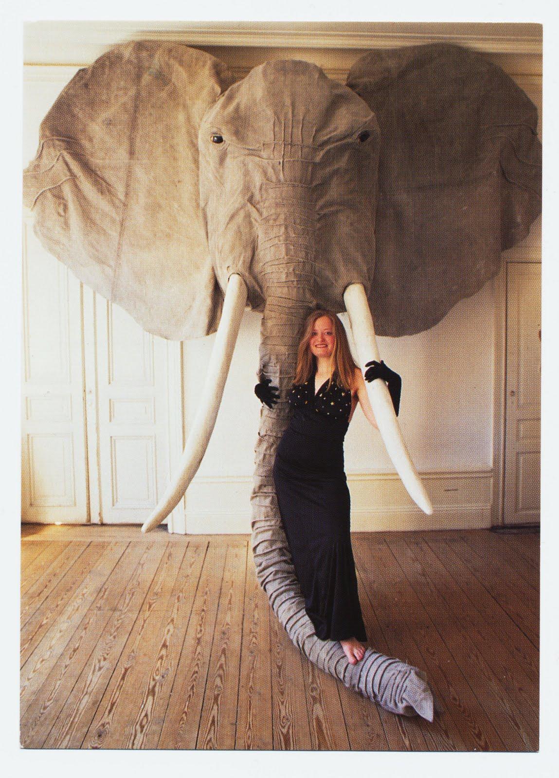Elefant av Amalia Årfelt
