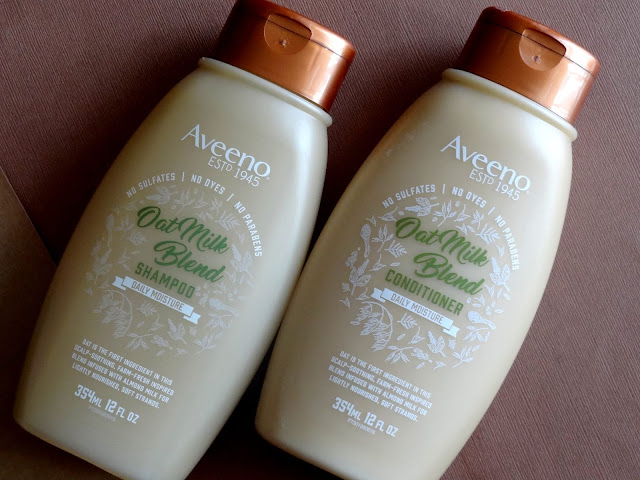 Aveeno Oatmilk Blend Shampoo/Conditioner