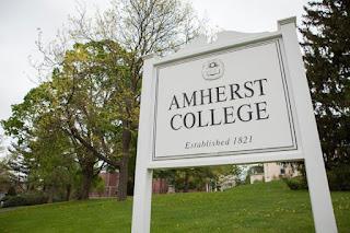The Amherst college that President Uhuru Kenyatta attende in US. PHOTO | Courtesy AFP