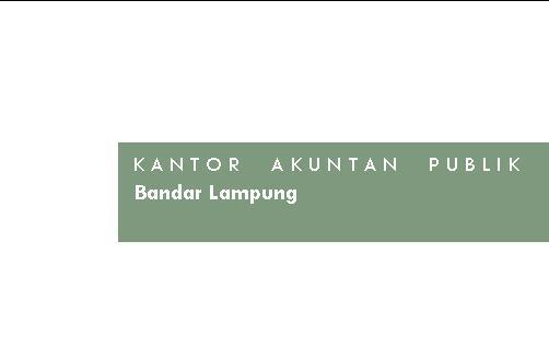 Kantor Akuntan Publik di Bandar Lampung