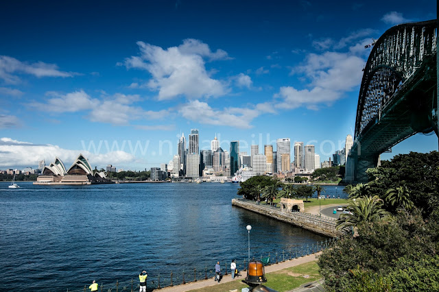 Sydney Harbour from Kirribilli
