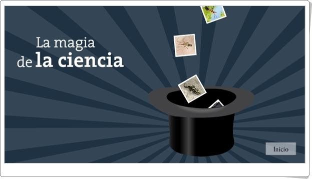 """""""La Magia de la Ciencia"""" (Juego de Ciencias Naturales)"""