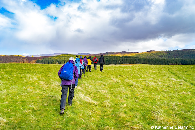 Caledonian Discovery Guided Hike Scottish Highlands Barge Cruise