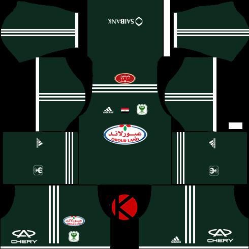 Al-Masry SC 2016/17 - Dream League Soccer Kits and FTS15