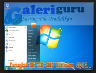 Download Perangkat Administrasi Bimbingan TIK - Kurikulum 2013 | Galeri Guru