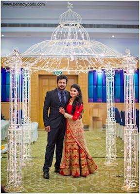 Reshmi-Menon-Engagement
