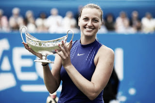 Petra Kvitová is a Czech professional tennis player.