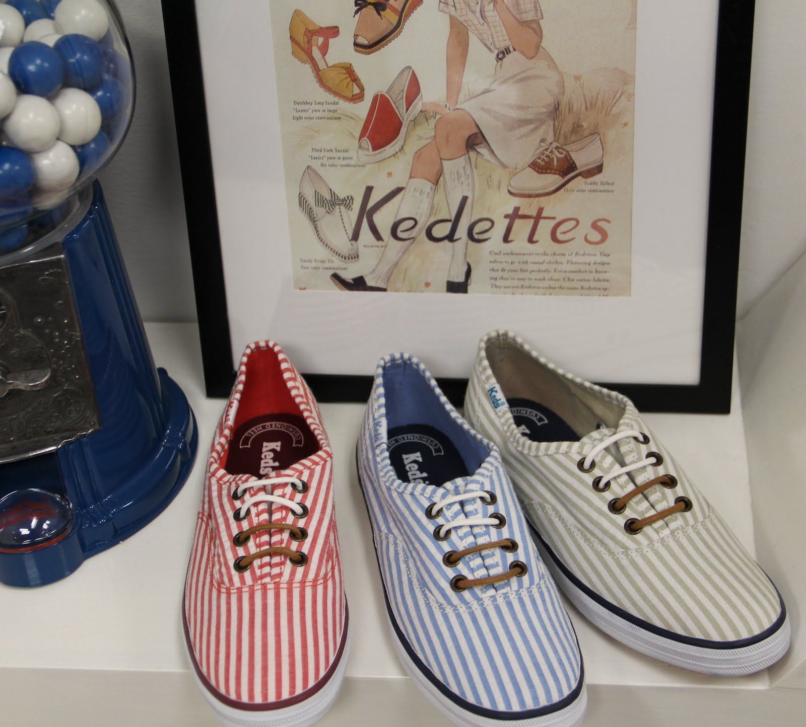 1646f7c955 fashionably petite  Keds Summer Collection 2012
