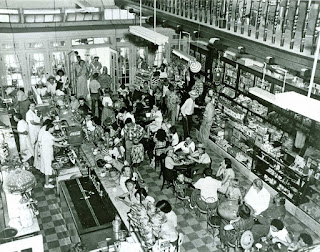 Kerrville: Pampell's, July 4, 1952