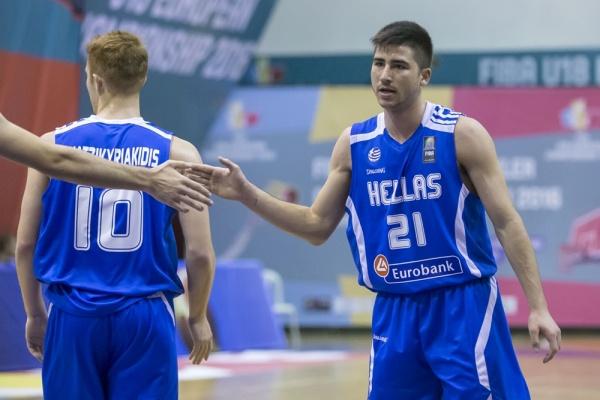 Εθνική Εφήβων : Σερβία-Ελλάδα 87-92 (φιλικό προετοιμασίας)