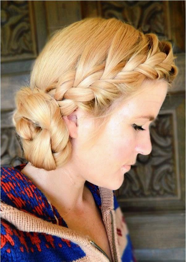 Những kiểu tóc mùa hè đẹp dành cho con gái+4