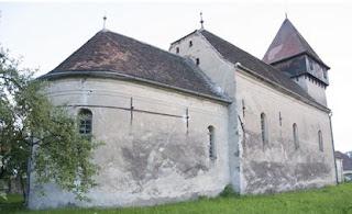 Biserica Evanghelica din Bradu