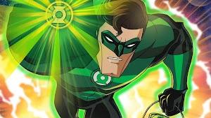 Lanterna Verde: Primeiro Vôo (Dublado) - 2009 - 720p