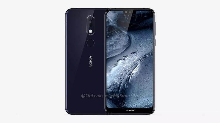 سعر ومواصفات هاتف Nokia 7.1 Plus التابع لشركة نوكيا