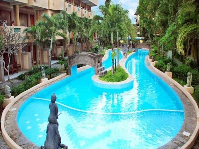Salah Satau Resort Spa Yang Ada Di Kuta Bali Adalah Melasti Beach Merupakan Hotel Bintang 3 BaliPulau Dewata Indonesia