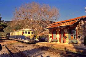 Σιδηροδρομικοί σταθμοί στην Αργολίδα που έχουν χαρακτηριστεί ως ιστορικά μνημεία