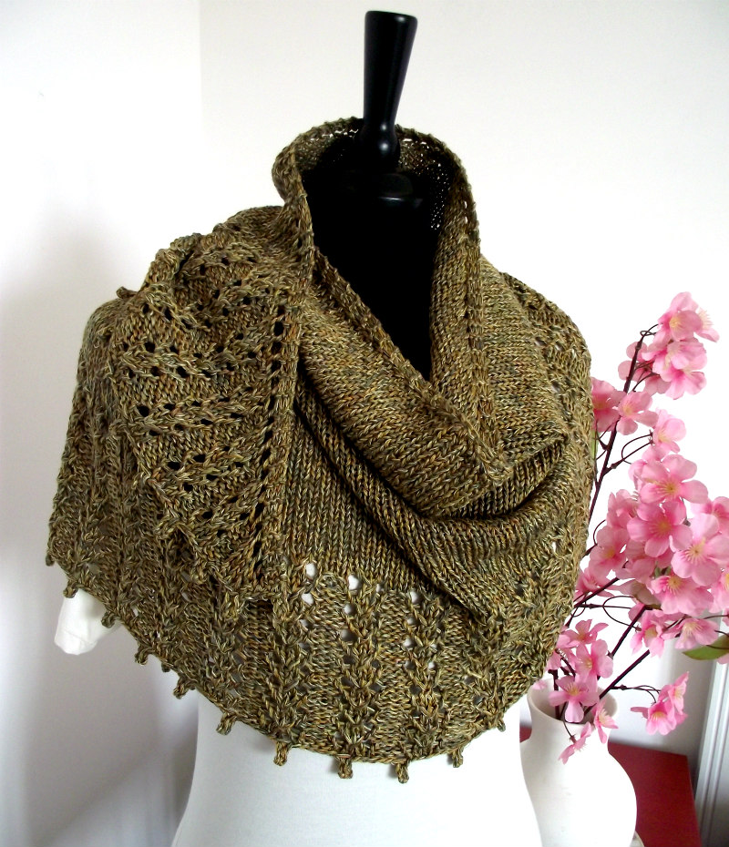 Eternity Shawl Knitting Pattern
