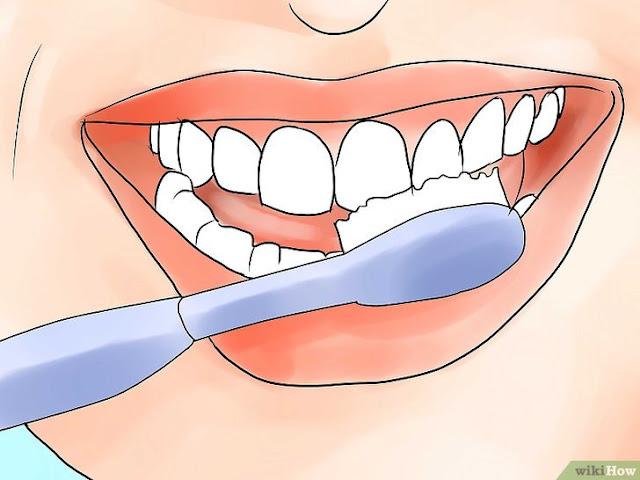 Tip Menggosok gigi yang efektif dan cara menyikat gigi yang benar