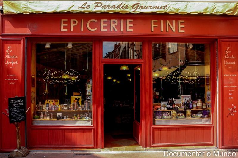 Paradis Gourmet; Toulouse