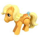 My Little Pony Applejack The Loyal Subjects Wave 6 G1 Retro Pony