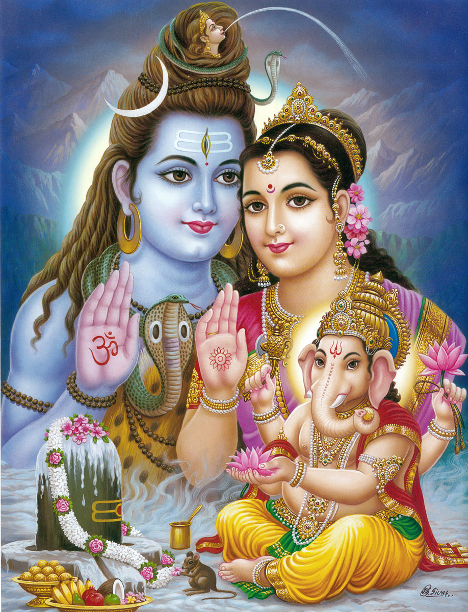 Shiv Shankar Hd Wallpaper Lord Shiva And Parvati Mata Hd Wallpapers 2018 Collection
