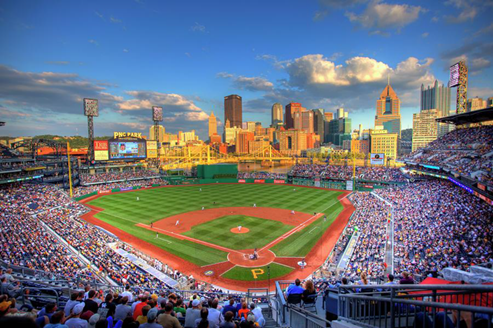 Pittsburgh Pirates Baseball Game