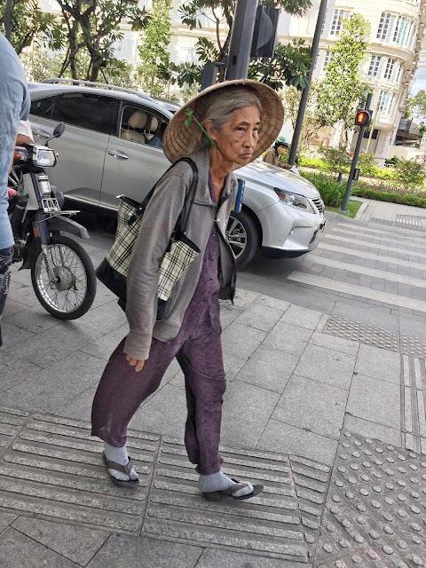 vietnamese people, old woman vietnam, farmer vietnam, rice hat