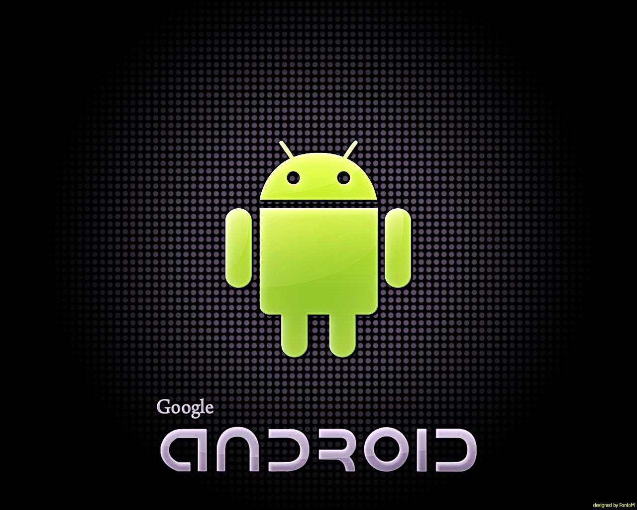 Gambar Lucu Robot Android