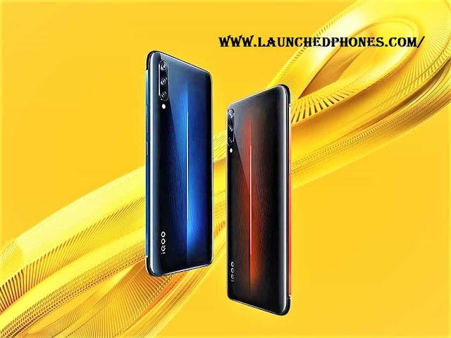 Vivo iQOO phone launched