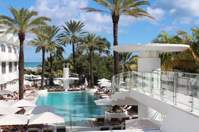 Hotel Shelborne Resort em South Beach em Miami