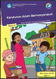 Download buku pegangan guru tematik kelas 5 tema 3 kurikulum 2013 edisi revisi terbaru