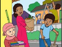 Buku Guru Kelas 5 SD/ MI Tema 3 Kurikulum 2013