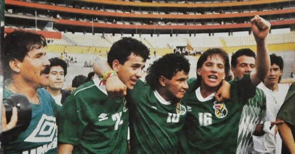El Dato Futbolero: No volvieron más a un Mundial: Bolivia