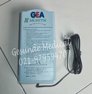Toko Kasur DeCubitus Air Doctor Ad-1200