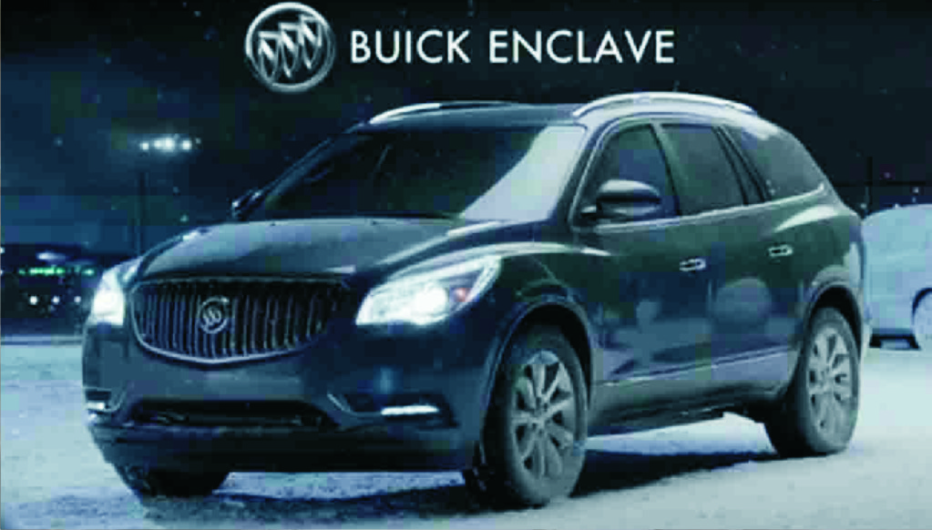 2018 buick enclave changes and redesign cars news and spesification. Black Bedroom Furniture Sets. Home Design Ideas