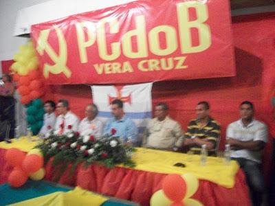 Vera Cruz: 90 anos de PCdoB